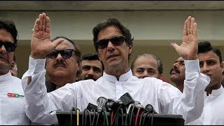 Disappointed at arrogant, negative response' says Pak PM Imran Khan on cancellation of talks - NEWSXLIVE