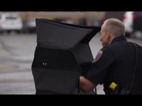 Bulletproof Shield for Law Enforcement