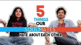 5 Things Priyanshu & Anshul HATE About Each Other | Soulmates On zoom - ZOOMDEKHO