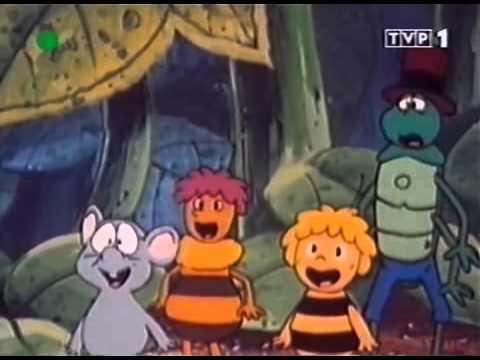 Pszczółka Maja - 68. Gzy