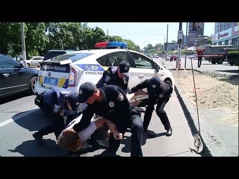 Беспредел новой полиции 2018