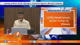 AP Cabinet Meeting Today | To Discuss On Agri Gold Issues | iNews - INEWS