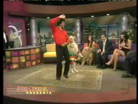 Carrie y el baile del perrito