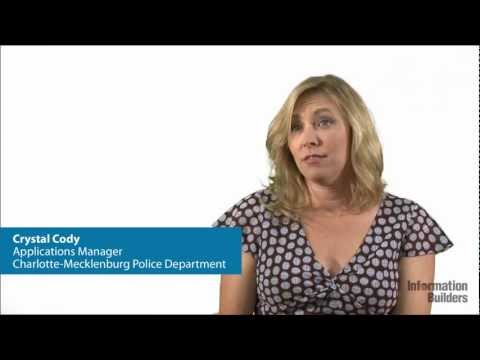 Charlotte-Mecklenburg Police Department and Information Builders