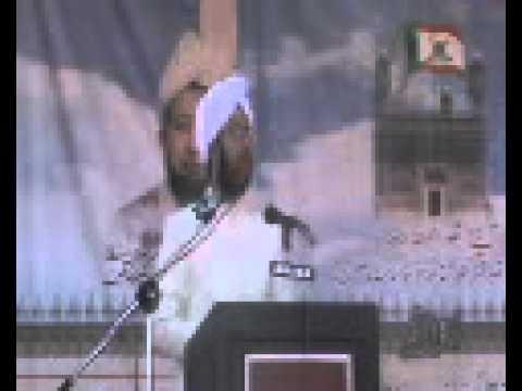 Sultan Ahmed ali Speech in Jauharabad part1