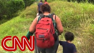Migrants take 2,500-mile journey to America - CNN