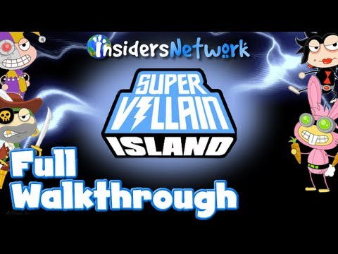 ★ Poptropica Super Villain Island Full Walkthrough ★