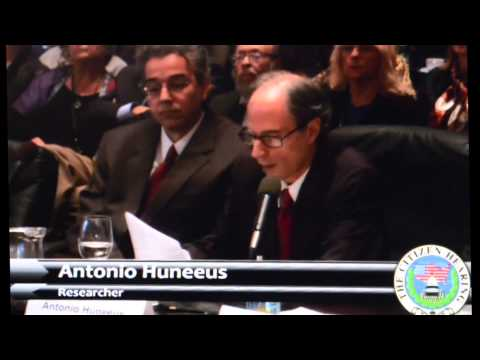 Massive UFO Sightings The Citizen Hearing on Disclosure April 29, 2013 Watch Now! Part 2