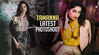 Actress Tamanna Latest Photoshoot | TFPC - TFPC