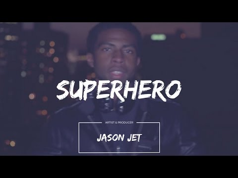 "Jason Jetplane ""SuperHero"""