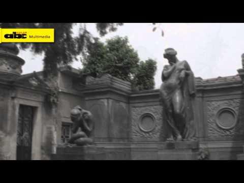 Cementerios en abandono