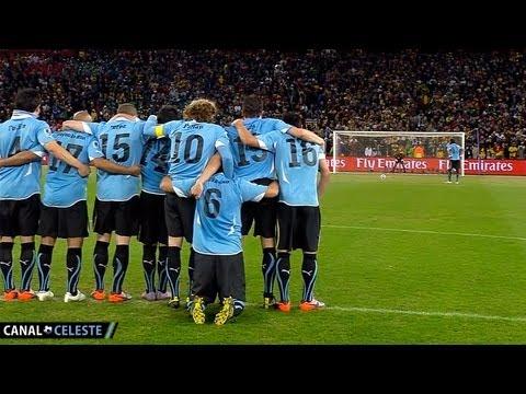 Penales Uruguay 4-2 Ghana Mundial Sudáfrica 2010