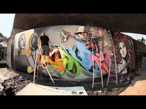 Graffiti Fine Art - Previsão Estendida Oficial