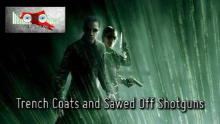 Royalty Free :Trench Coats and Sawed Off Shotguns