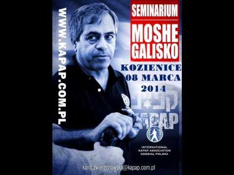 KAPAP POLSKA ZWIASTUN SEMINARIUM  08.III 2014 MOSHE GOLISKO