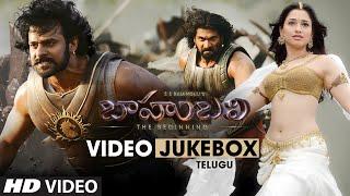 Baahubali – Full Video Jukebox