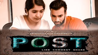 POST | TELUGU SHORT FILM | With English Subtitles | Directed By SRINIVASA RAO CHODIPALLI - YOUTUBE