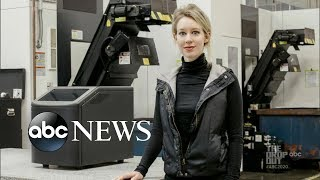 Elizabeth Holmes begins marketing her Theranos devices: Part 2 - ABCNEWS