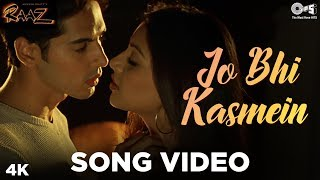 Jo Bhi Kasmein - Song Video - Raaz   Bipasha Basu & Dino Morea   Udit Narayan & Alka Yagnik - TIPSMUSIC