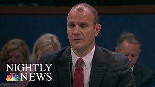 TSA's New Watch List Monitors Passengers Who Have Gotten Physical With Officers | NBC Nightly News - NBCNEWS