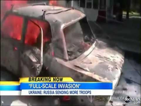 NATO TREGON FORCAT RUSE NE UKRAINE NEPERMJET PAMJEVE DHE FOTOVE SATELITORE LAJM