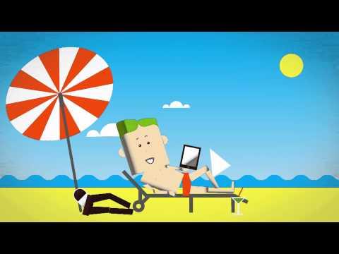 Droam Mobile Internet Abroad: Affordable Data Roaming Explanimation