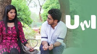 U n I || Telugu short film 2017 || Directed  by Aditya RaghuNandan - YOUTUBE