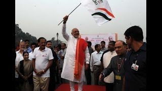 PM flags off Run for Unity - TIMESNOWONLINE