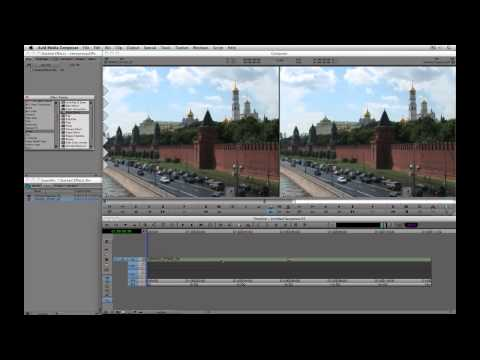Avid Media Composer Quick Tip 1 - Nesting Effects
