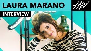 Laura Marano Reveals She Was Terrified Of Going Solo With Her Hit Song 'Me'!! | Hollywire - HOLLYWIRETV