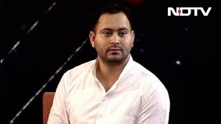 """#NDTVYuva - """"More Worried About The Country Not Our House"""": Tejashwi Yadav - NDTV"""
