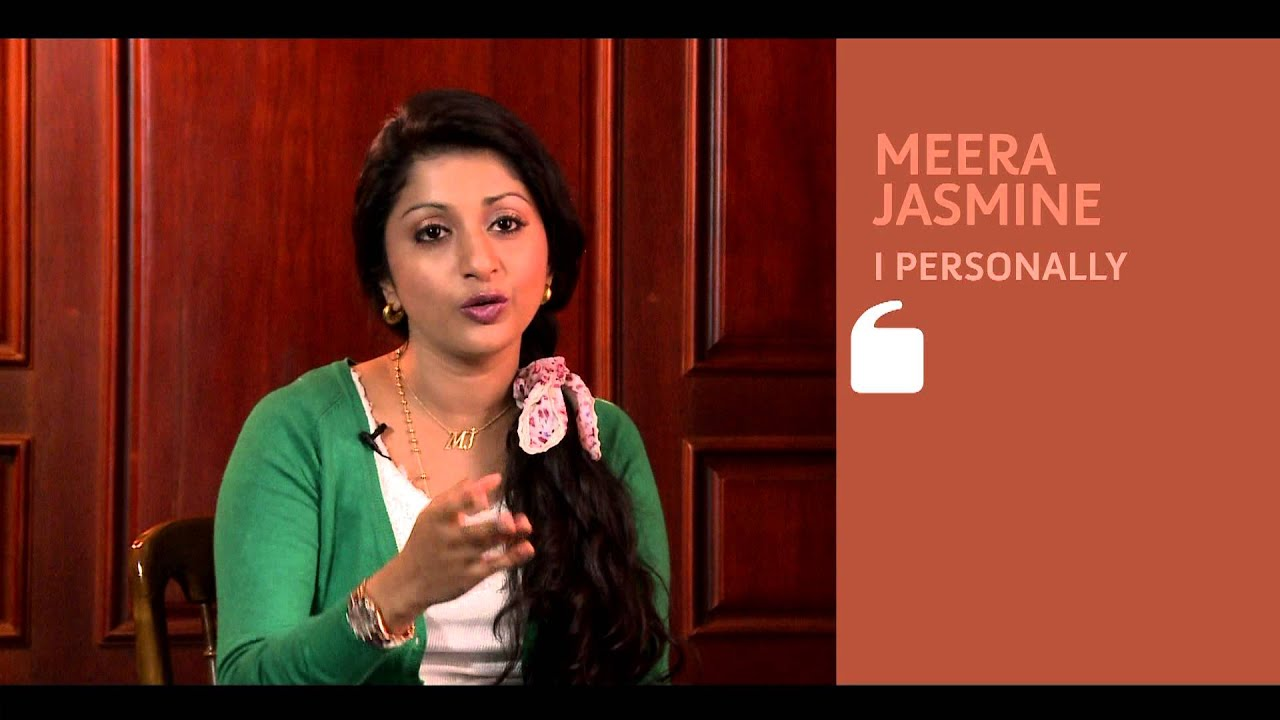 I Personally Meera Jasmine : Interview : 13 May 2013
