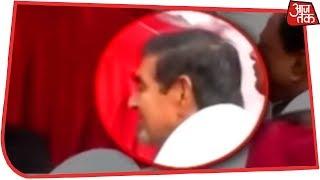 कर्नाटक के राजनीतिक नाटक के दिलचस्प दृश्य! देखिए क्रांतिकारी बहुत क्रांतिकारी - AAJTAKTV