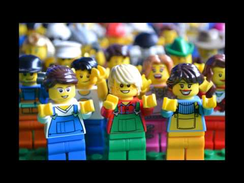 Lego Rainwear PuddleDucks [HD]