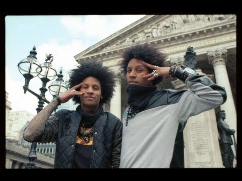 "YLYK Dance Videos - Larry in London for Beyonce | YAK FILMS x LES TWINS ""One Shot"" Blu-ray PRE-ORDER NOW"