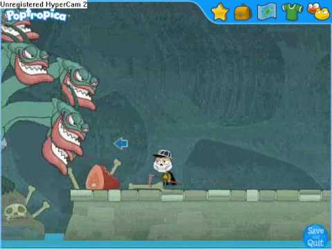 Poptropica Mythology Island Walkthrough Part 2 of 2