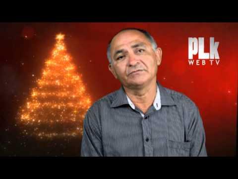 Mensagem de Natal: Prof. Ageu Jr.