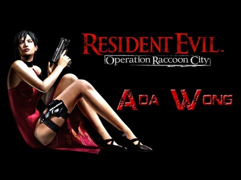 Resident Evil ORC - Ada Wong Hero Mode (Operation Raccoon City)