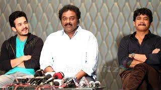 Director V V Vinayak speech @  Akhil Movie Success Meet - IGTELUGU