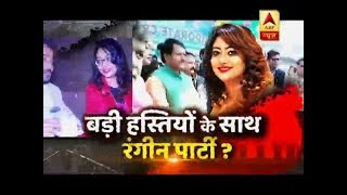 Sansani: Aasra home owner Manisha Dayal was page 3 celeb who went to high profile parties - ABPNEWSTV