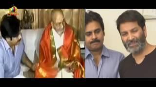 Trivikram Srinivas Congratulates K Viswanath On Winning Dadasaheb Phalke Award | Mango News - MANGONEWS