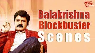 Balakrishna Birthday Special || Balakrishna Blockbuster Scenes || TeluguOne - TELUGUONE