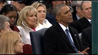 President Trump's Inauguration Address - VOAVIDEO