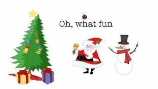 Jingle Bells Song For Kids Easy Version,  Jingle Bells Song sing a long, DreamEnglish