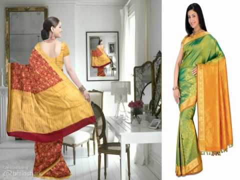 WEDDING SILK SAREES ONLINE INDIA