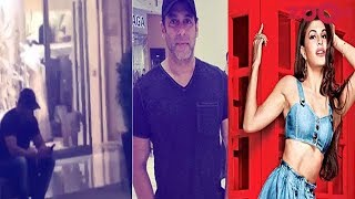Salman Goes Unnoticed In Dubai's Mall  | Jacqueline Hits 20 Million Followers On Social Media & More - ZOOMDEKHO