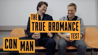 CON MAN | Nathan Fillion and Alan Tudyk are Caught in a True Bromance | SYFY - SYFY