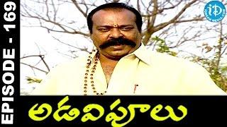 Adavipoolu || Episode 169 || Telugu Daily Serial - IDREAMMOVIES