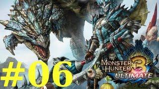 Monster Hunter 3 Ultimate - Online Quests -- Part 6: Cold Shoulder