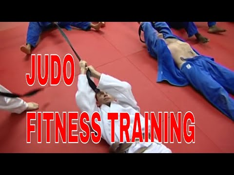 Budokwai Judo Sessions Fitness Training